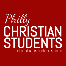 We are the Penn chapter of Philly Christian Students, an association of undergraduate and graduate-student believers in Christ from diverse backgrounds at Penn, Temple, Drexel, Villanova, and other Philadelphia-area college campuses. We seek to help believers to grow in their Christian life and to help non-Christians understand what it means to be a Christian. Our goal is to cooperate with God for the fulfillment of His eternal purpose to have an expression and represention of Himself on the earth (Eph. 3:8-12). // Click HERE for more info
